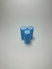 Аккумулятор 16340 (CR123) Li-ion 800mAh 3,7V 2,9Wh