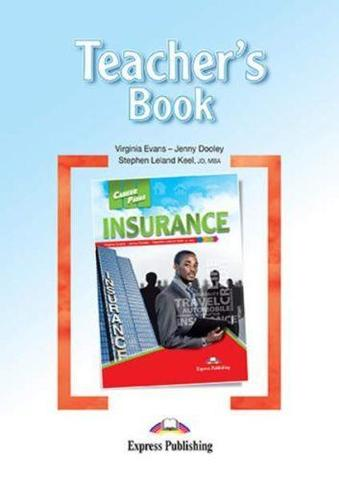 Insurance (ESP). Teacher's Book. Книга для учителя