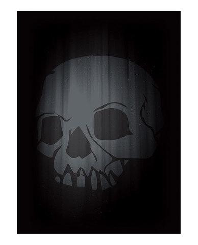 Legion Supplies - Super Iconic Skull Протекторы матовые 50 штук