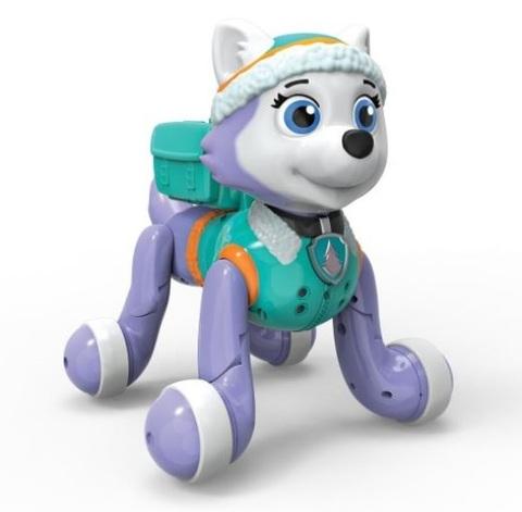 Щенячий патруль Интерактивный робот щенок Эверест