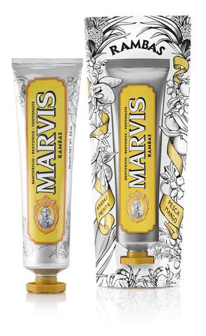 Зубная паста Marvis RAMBAS