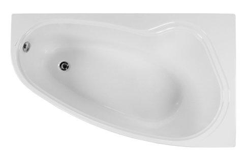 Акриловая ванна VAGNERPLAST AVONA 150 Right