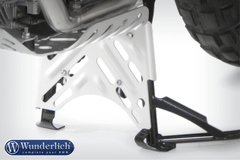 Расширение защиты двигателя BMW R1200GS/GSA серебро
