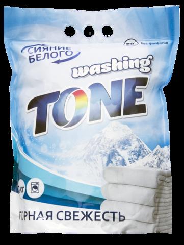 Sellwin Pro Washing Tone Средство моющее порошкообразное Горная свежесть Автомат 3кг