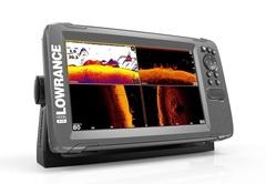 Эхолот-картплоттер Lowrance HOOK2-9 с датчиком TripleShot