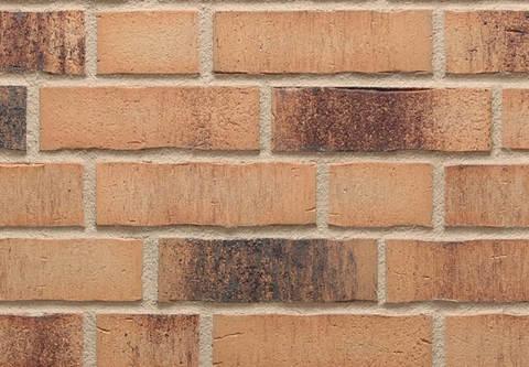 Плитка под кирпич Feldhaus Klinker, VASCU, R734NF14, поверхность Wasserstrich, saboisa ocasa