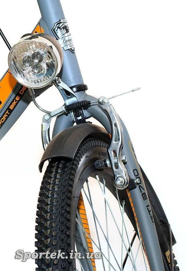 Formula Smart вилка и переднее колесо