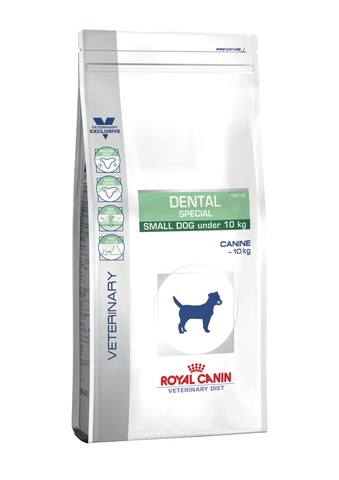 Royal canin dental special dsd 25 small dog