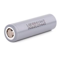 Аккумулятор 18650 LG 3.7V 2600mAh без защиты