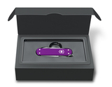 Нож перочинный Victorinox Cadet Alox LE16 84мм 9функций фиолет (0.2601.L16)