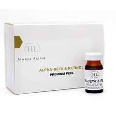 Holy Land Alpha-Beta & Retinol Premium Peel - Премиум пилинг химический выравнивающий