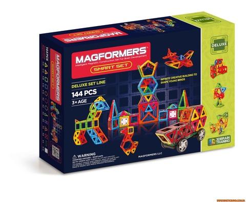 Magformers Умный набор 144 детали