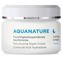 Увлажняющий ночной крем Aquanature, Annemarie Borlind