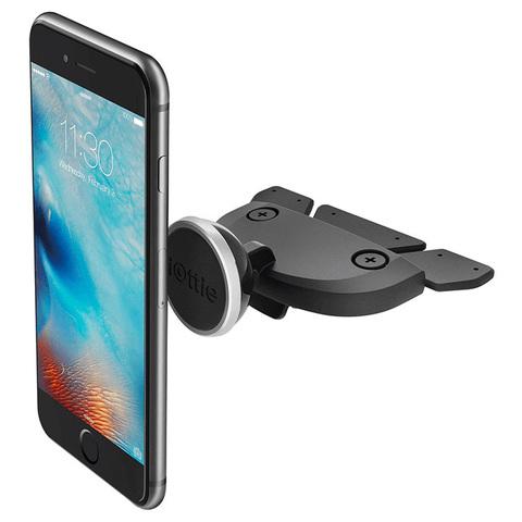 Магнитный автодержатель для телефона iOttie iTap Car Mount Magnetic CD Slot Holder (HLCRIO152)