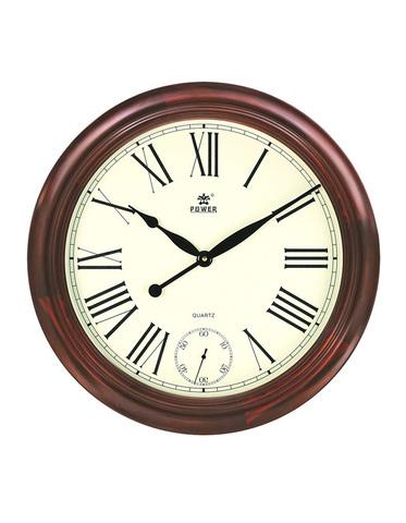 Часы настенные Power PW1869CLKS
