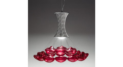 Italamp 2325 80 Copper Red AN — Потолочный подвесной светильник BON TON