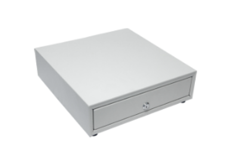 Денежный ящик МИДЛ 1.0/К компакт, серый