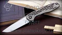 "Нож Чест ""SLOT"" Mid-Tech M390 от CultroTech"