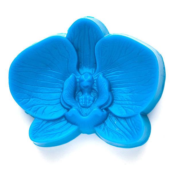 Пластиковая форма для мыла Орхидея