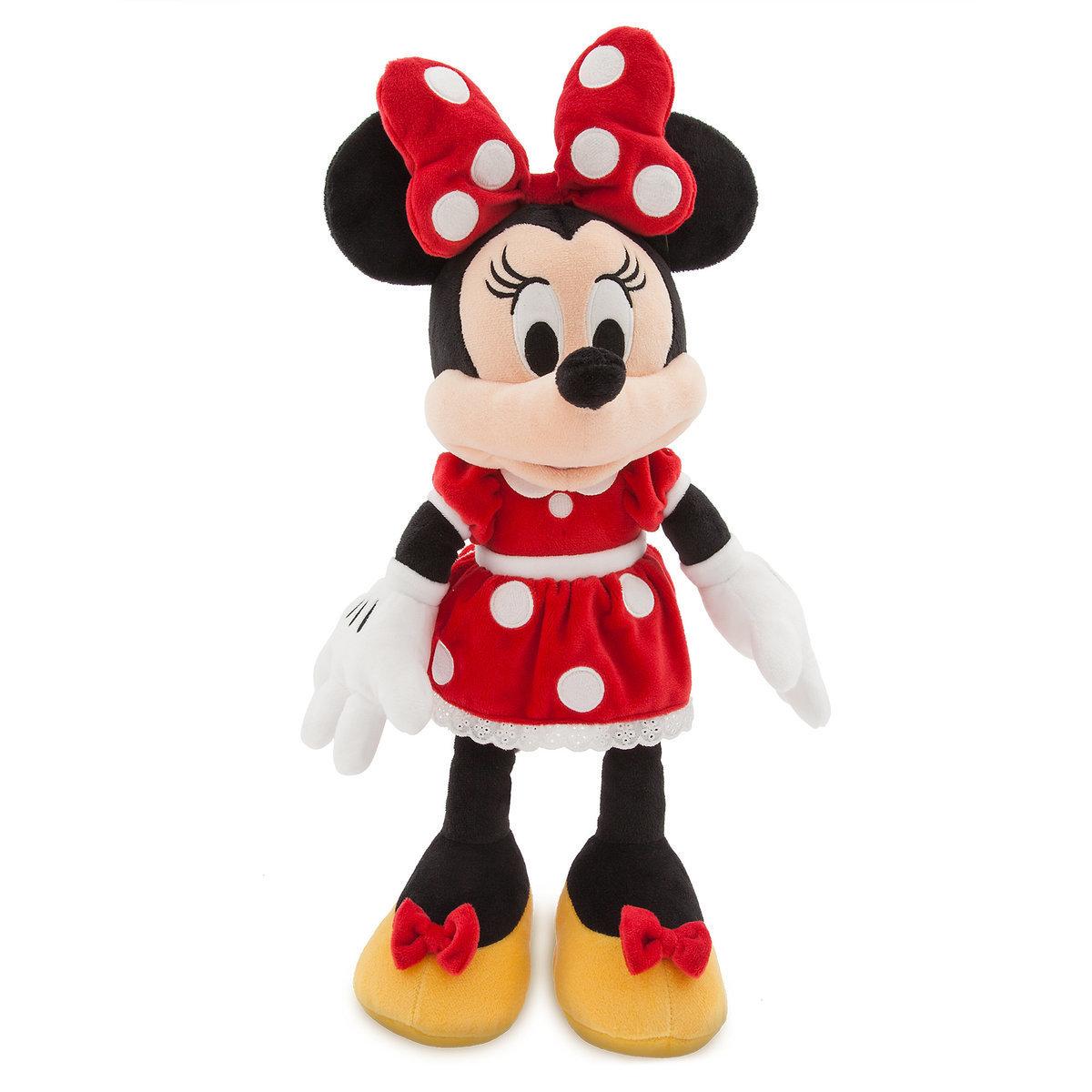 Мягкая игрушка «Минни Маус Красная» 45 см