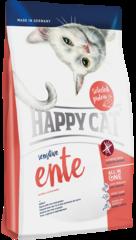 Happy Cat Sensitive с уткой