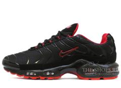 Кроссовки Мужские Nike Air Max Plus (TN) Black Red