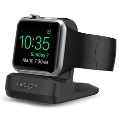Подставка Spigen Apple Watch Stand S350 Black