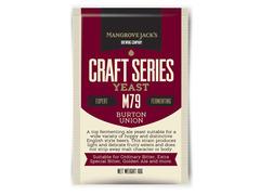 Дрожжи Mangrove Jack's Craft Burton Ale M79