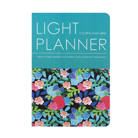 Планинг Light Planner Blue