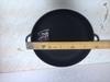 Сковорода чугунная , гриль, 260 мм*40 мм.