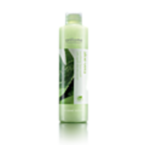 Мягкий очищающий гель для лица «Алоэ»