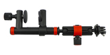 Крепление-струбцина JOBY Action Clamp & Locking Arm вид спереди