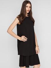 GDR014006 Платье женское. черное