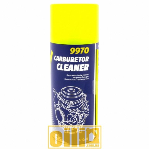 Mannol 9970 CARBURETOR CLEANER 400мл