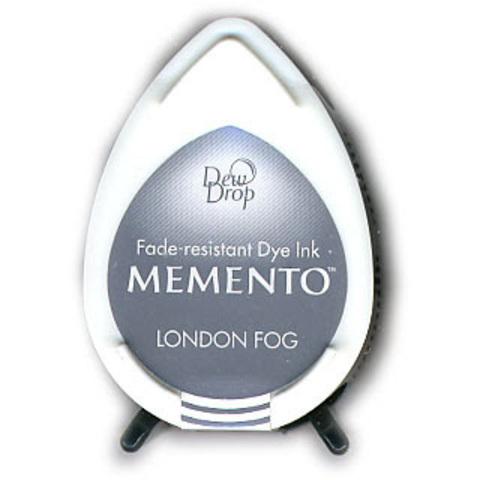 Штемпельная подушечка mini - MEMENTO - London Fog