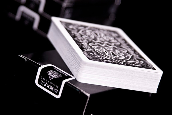 Baroque Label Deck