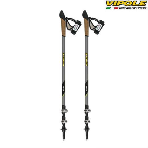 Скандинавские палки Vipole TRAIL QL Carbon 100% S18 66 Италия
