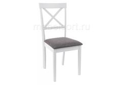 Стул деревянный Стул Шем (Shem) white / light grey