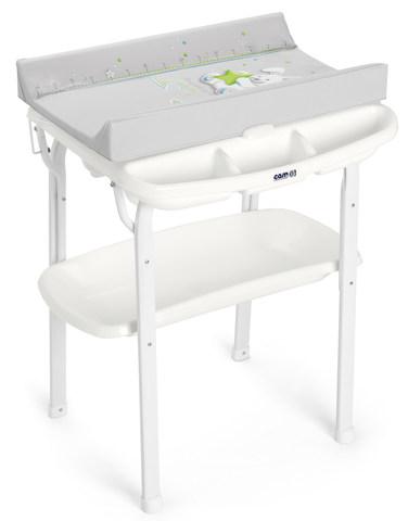 Пеленальный столик и ванночка Cam Aqua