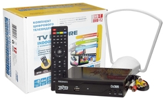 Комп-т РЭМО TV future DVB-T2 indoor