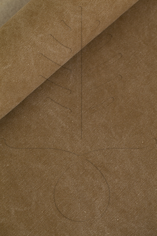Мраморный канвас, цвет темно-песочный