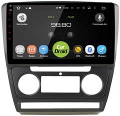 Штатная магнитола на Android 6.0 для Skoda Octavia A5 Roximo CarDroid RD-3202FB