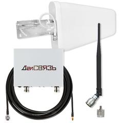 Усилитель сигнала сотовой связи и интернета ДалCвязь DS-900/2100-17 C1