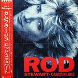 Rod Stewart / Camouflage (LP)