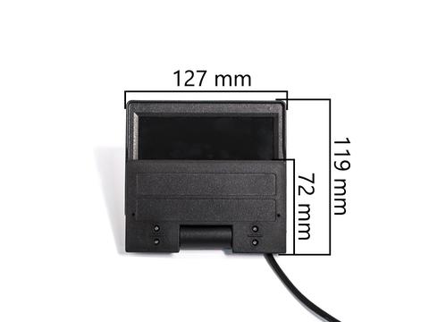 Автомобильный монитор AVIS Electronics AVS0534BM