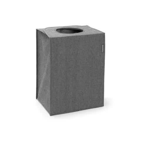 Сумка для белья прямоугольная (55 л), Серо-черный, арт. 120381 - фото 1