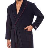 Мужской халат из шерсти B&B