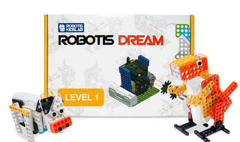 ROBOTIS DREAM Level 1 (Уровень 1)
