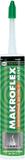 МАКРОФЛЕКС НА147 герметик силикатный огнеупорный (черный) 300 мл (12шт/кор)