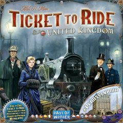 Ticket to Ride - United Kingdom